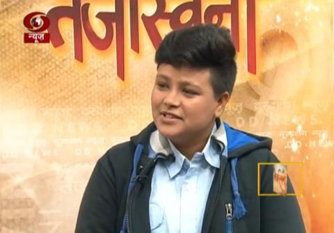 तेजस्विनी: वी. सरिता, दिल्ली परिवहन निगम की पहली महिला बस ड्राइवर
