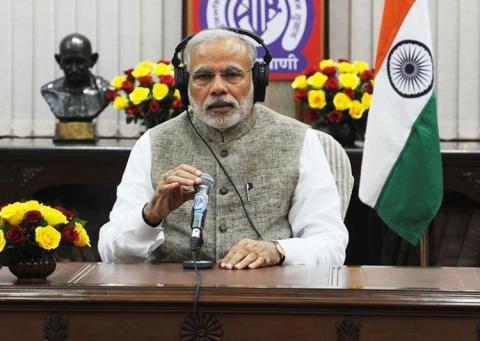 PM shares his Mann Ki Baat on 27 Nov, 2016