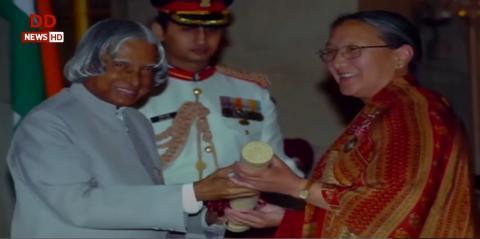 'तेजस्विनी' में लद्दाख की पहली महिला डॉक्टर डॉ. सेरिंग लाहडोल के साथ खास मुलाकात