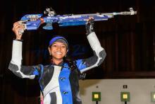 शूटिंग वर्ल्ड कप में भारत की इलावेनिल ने जूनियर वर्ग में जीता गोल्ड