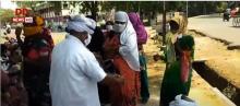 'वाटरमैन' विवेक वासुदेवराव निश्वार्थ भाव से लोगों को पिला रहे हैं पानी