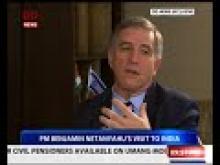 Israel Prime Minister Benjamin Netanyahu's visit to India