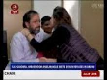 UN goodwill ambassador Angelina Jolie meets Syrian refugees in Jordon