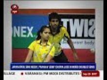 Japan Open: Sikki Reddy, Pranaav Jerry Chopra lose in mixed doubles semis