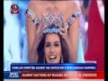 India's Manushi Chhillar crowned the coveted Miss World 2017