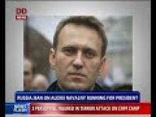 Russian court upholds ban on Putin rival