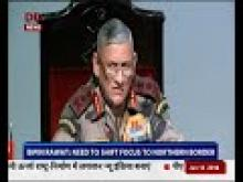 Army Chief: China powerful, India not weak either