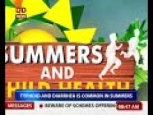 Common problems in Children during Summer