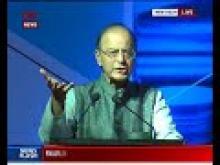 FM Arun Jaitley addresses conclave on Financial Inclusion