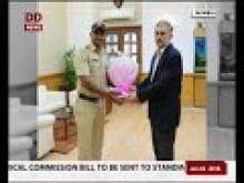 Kamala Mills fire: Mumbai constable Sudarshan Shinde felicitated for saving lives