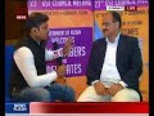Ajay Bhushan Pandey, Chairman GST Network talks exclusively to DD News