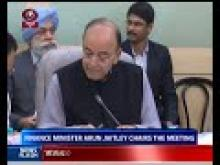 3rd Meeting of pre-budget consultative committee held in New Delhi