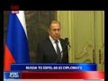 Russia expels 150 US, EU diplomats