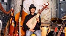 Neil Nayyar a multitalented ,world record holder musician and multi-instrumentalist