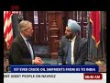Texas will provide crucial oil exports to India