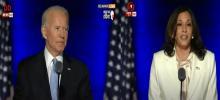 जो बाइडेन बने अमेरिका के 46वें राष्ट्रपति, कमला हैरिस बनी पहली महिला उपराष्ट्रपति