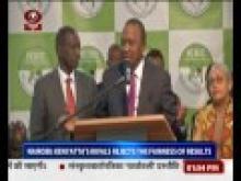 Kenya: Kenyatta Wins Second Term With 54.27% of Vote