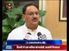 Health Minister JP Nadda holds review meet on vector-borne diseases