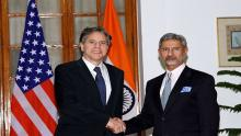 भारत और अमेरिका के विदेश मंत्रियों ने हिंद-प्रशांत क्षेत्र में शांति व सुरक्षा पर जताई प्रतिबद्धता