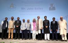 I&B Ministry organizes Special Interactive Session with John Bailey