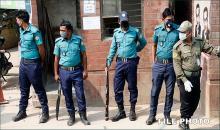 Police on alert in Bangladesh ahead of Eid-Ul-Azha