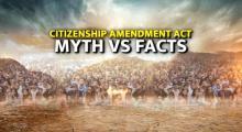 Citizenship Amendment Act - Myths Busted