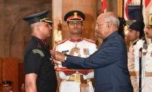 Gallantry Awards and Distinguished Service Decorations