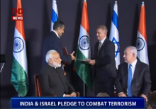 PM in Israel: On Day 2, seven Indo-Israel agreements signed