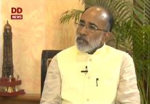 Candid Conversation with Union Minister Alphons Kannanthanam