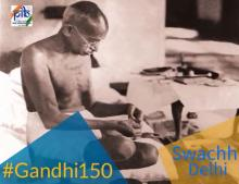 gandhiji 150