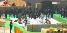 Leaders pays homage to Mahatma Gandhi on his 72nd death anniversary at Raj Ghat in Delhi