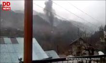 Pakistani troops violate ceasefire along LoC in J&K