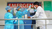 Maharashtra, Punjab, Gujarat, Chhattisgarh, Karnataka and Tamil Nadu report a rise in daily new cases