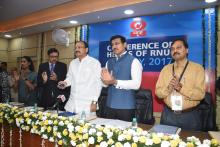 I&B Minister Venkaiah Naidu launches new DDNews website