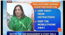 Health: Precautions during exam preparations