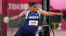 Discus Thrower Kamalpreet Kaur finishes sixth in Tokyo 2020
