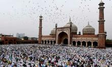 Eid-ul-Azha being celebrated with religious fervour & gaiety