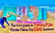 Over 27 lakh 69 thousand doses of corona vaccine administered on first day of Teeka Utsav