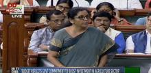 FM Nirmala Sitharaman responds to the budget discussion in Lok Sabha