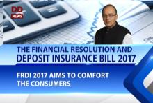 Finance Ministry clarifies doubts raised over FRDI-2017