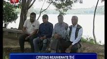 GNI: Retired senior citizens rejuvenate the Hebbal lake