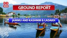 कश्मीर घाटी में तीन महीने के बाद शुरूहुई ट्रेन सेवाएं
