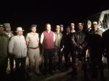 ITBP launches rescue mission in Lahaul Spiti, Himachal Pradesh