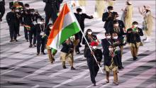 Tokyo Olympics gets under way; Mary Kom & Manpreet Singh lead Indian contingent at opening ceremony