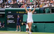 Wimbledon Tennis: Ashleigh Barty to face Karolina Pliskova in Women's singles final