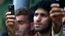 कश्मीर: 14 अक्टूबर से पोस्टपेड मोबाइल सेवा