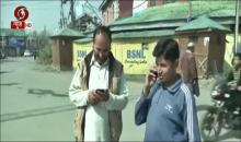 Postpaid Mobile Services restored in J&K