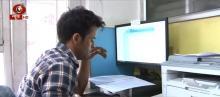 श्रीनगर में इंटरनेट बूथ सेवा की शुरुआत