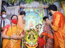 Places of worship reopen in Maharashtra after remaining shut for almost six months