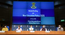 Press Conference: Union Cabinet approves New Education Policy 2020
